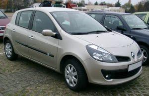 Changer les plaquettes de frein Clio 3